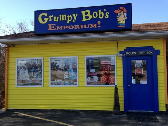 Grumpy Bob's Emporium