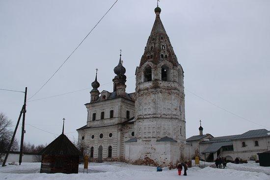 Yuryev-Polsky, Ρωσία: Колокольня шатровая