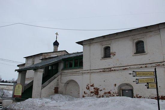 Yuryev-Polsky, Ρωσία: Знаменская церковь