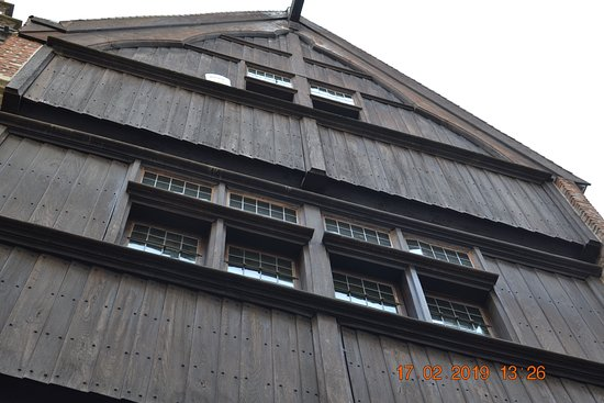 The Oldest House of Antwerp