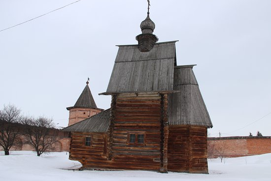 Georgiyevskaya Wooden Church