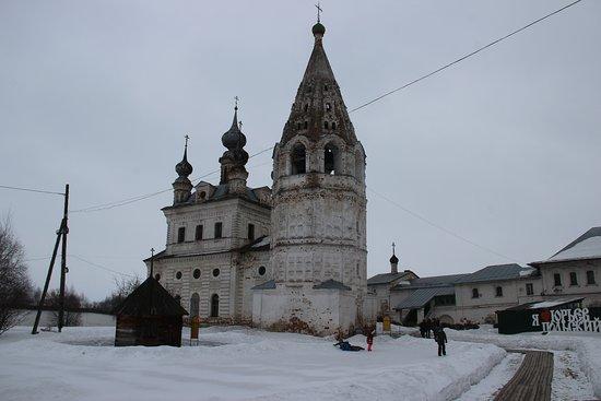 Yuryev-Polsky, Ρωσία: Михайло-Архангельский монастырь