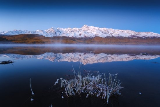 Altai Krai, Russland: Рассвет