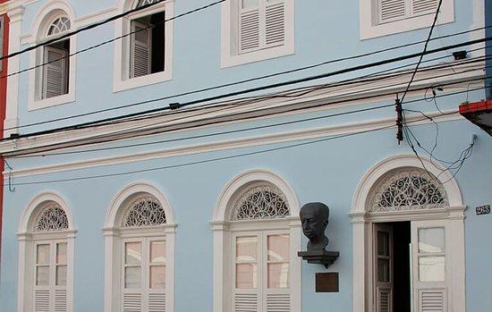Casarao Historico do Poeta Manuel Bandeira