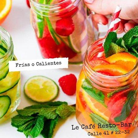Bebidas con Frutas y plantas Aromáticas. Bebidas Naturales