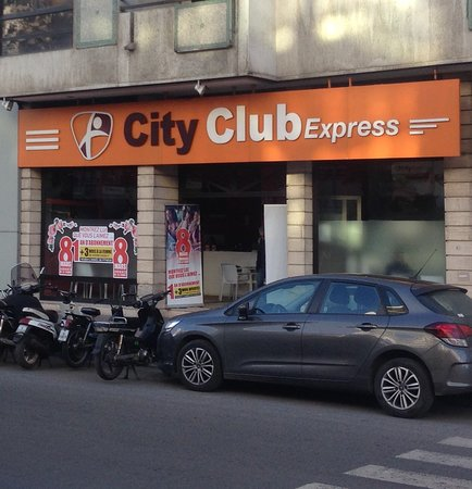 City Club Zerktouni