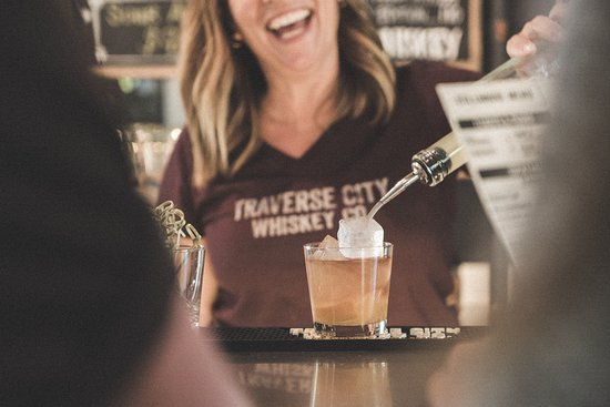 Cocktails and Whiskey Flights at The Stillhouse
