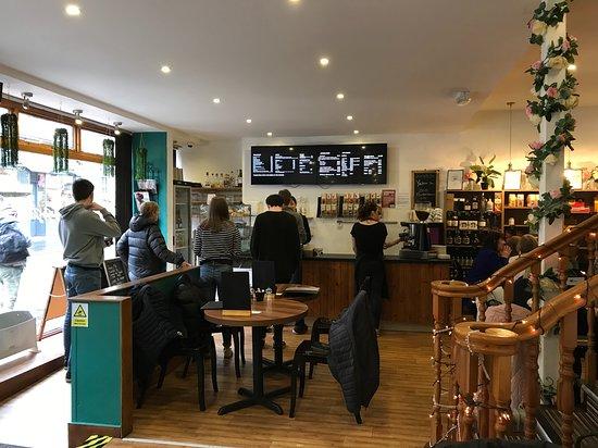 Interior At Jojos Coffee Shop Picture Of Jojos Coffee