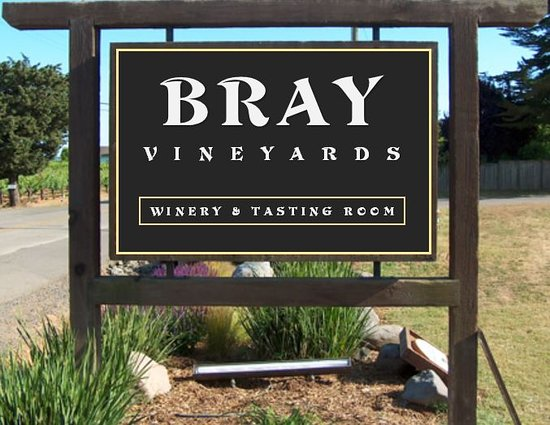 Plymouth, CA: Welcome to Bray Vineyards