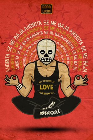 Dona Lucha Bar : All you need is love & doña lucha.