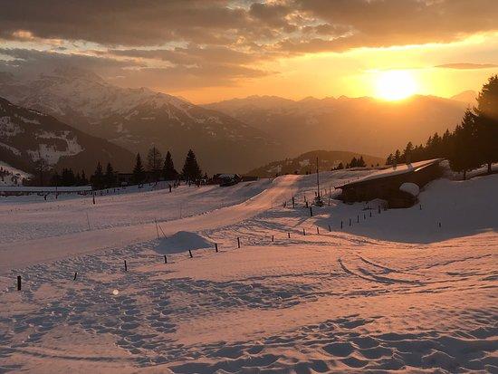 Gryon, Switzerland: Frience en hiver - Winter in Frience