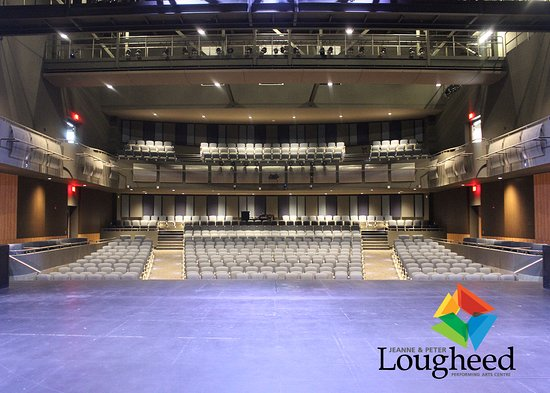 Jeanne & Peter Lougheed Performing Arts Centre