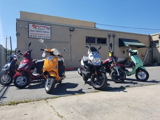 Hawg Scooters of Savannah