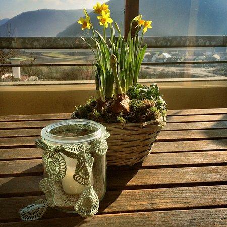 Muehlhausen im Taele, גרמניה: Frühling ...