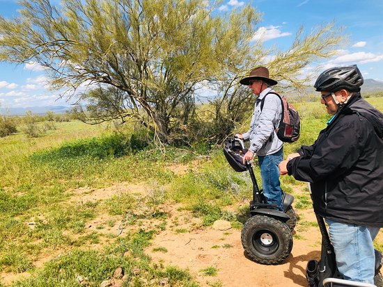 Adventures Out West - Scottsdale Arizona Segway Tours
