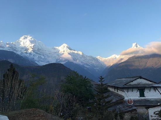 View from Himalaya Lodge 4