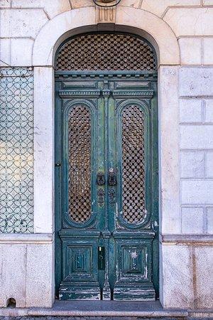 Blossom: Algarvian Door