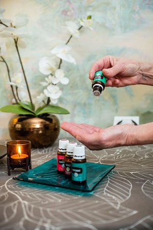 Aromatherapy is used with the Couples Massage