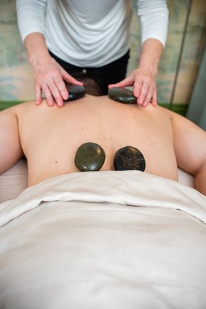 Hot Stones is also part of the Couples Massage