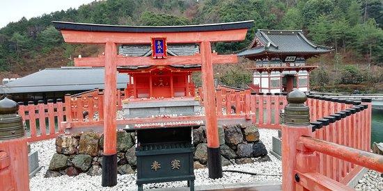 Katsuo-ji Temple Bentendo