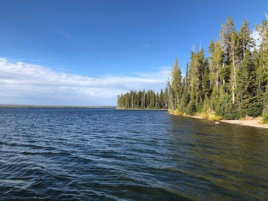Lewis Lake Picnic area