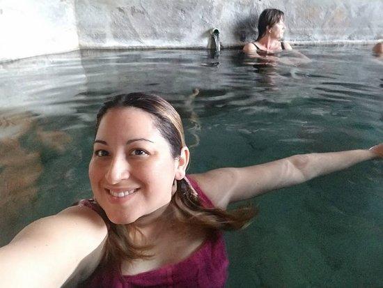 Canyon di Colca, Perù: Baños termales dentro del Hotel, así lo disfrutas todo el tiempo que quieras.