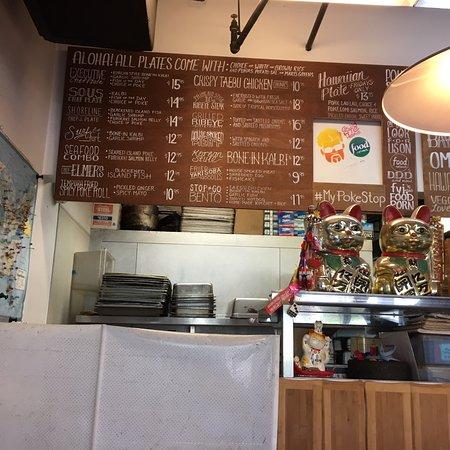 Poke Stop, Mililani - 95-1840 Meheula Pkwy - Restaurant Reviews
