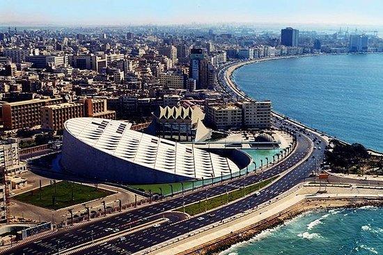 Dagstur til Alexandria fra Giza