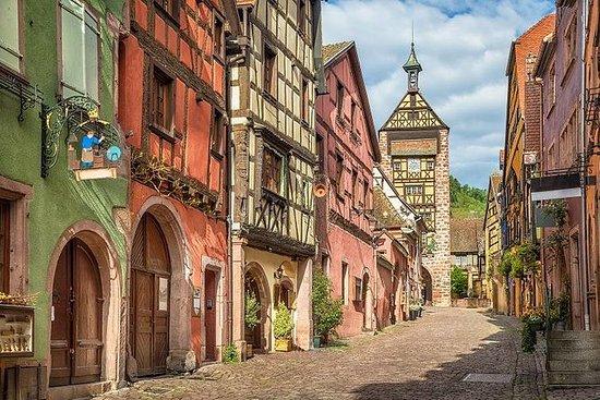 Excursion Dune Journee En Alsace Au Depart De Strasbourg Colmar Eguisheim