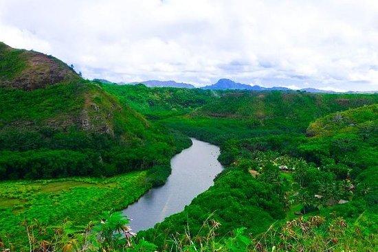 Kauai Waimea Canyon e Rio Wailua