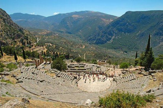 Delphi Day Trip from Athens