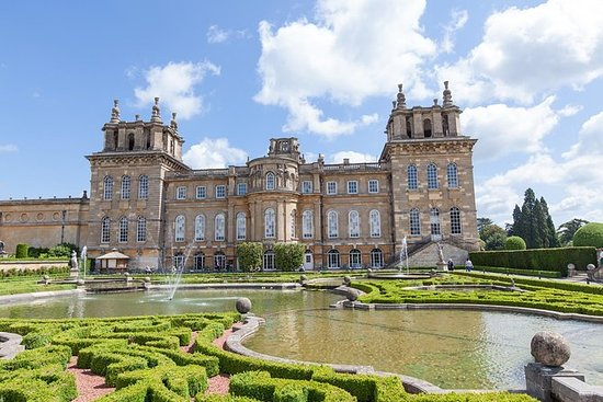 Dagtrip naar Downton Abbey, Blenheim ...