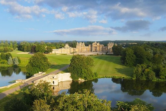 Blenheim Palace Tour and The...