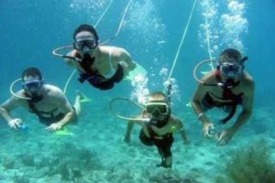 Belize Snuba Adventure Tour from...