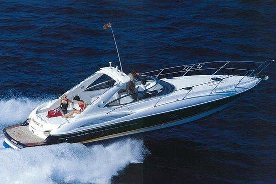 Croisière privée en yacht au départ...