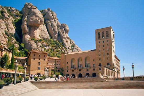 Excursion à Barcelone et Montserrat...