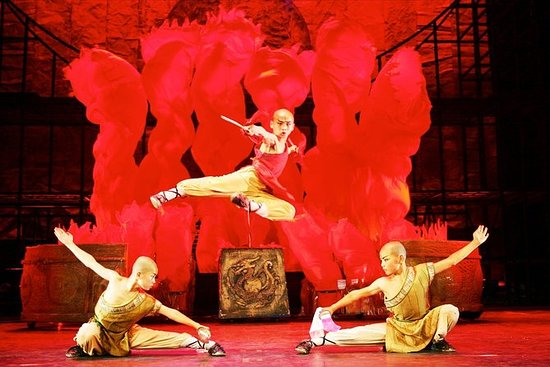 Beijing Private Tour: Shaolin Kung Fu...