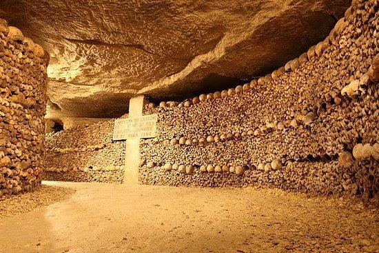 Gå forbi køen: tur til katakombene i...