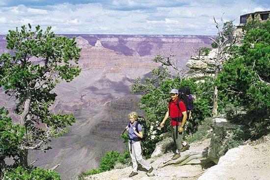 Flyvetur til Grand Canyons...