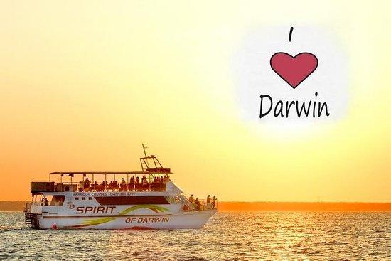 达尔文日落游轮可选自助晚餐