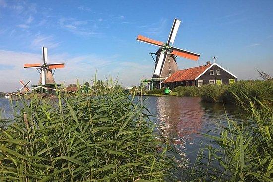 アムステルダム発ザーンセ・スカンスへの少人数半日ツアー