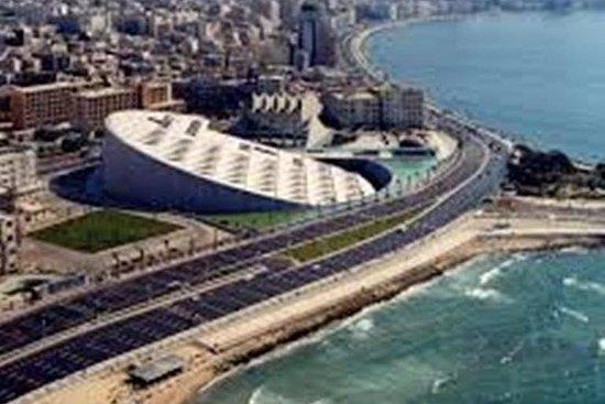 Full dagstur til Alexandria fra Giza