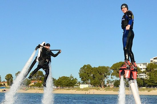 Perth Jetpack o Flyboard Experience