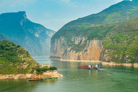 为期4天的维多利亚长江游船