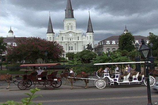 Visite de La Nouvelle-Orléans: le...
