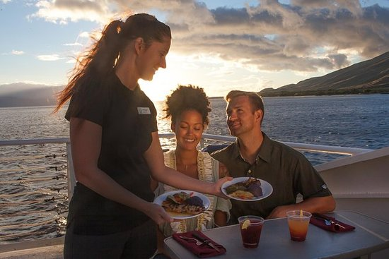 Sunset Dinner Cruise: Four Course ...