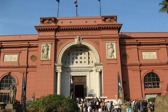 Egyptisk museum i Kairo: Privat...