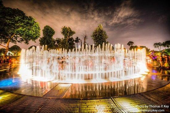 Tour a piedi della città di Lima e