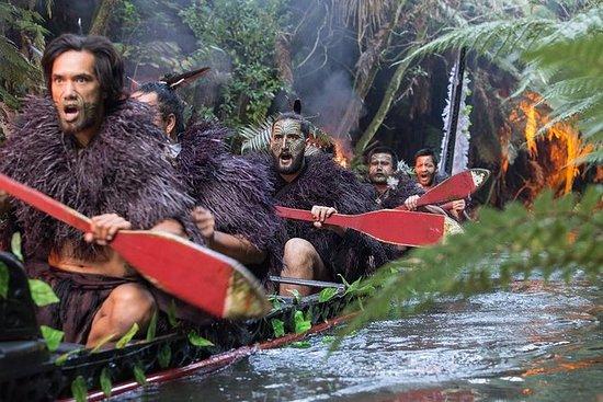 Expérience du village maori de Mitai...