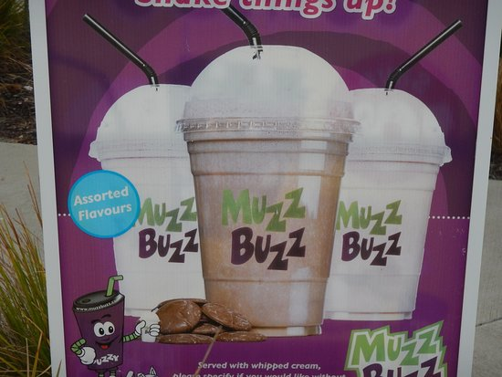 Canning Vale, Australia: Muzz Buzz Bannister Road